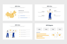 PPT Coronavirus Infographics Templates for PowerPoint, Keynote, Google Slides,