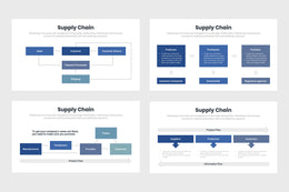 PPT Supply Chain Graph Templates for PowerPoint, Keynote, Google Slides