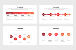 PPT Timeline Templates for PowerPoint, Keynote, Google Slides
