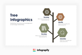 Tree Infographics by Infograpify