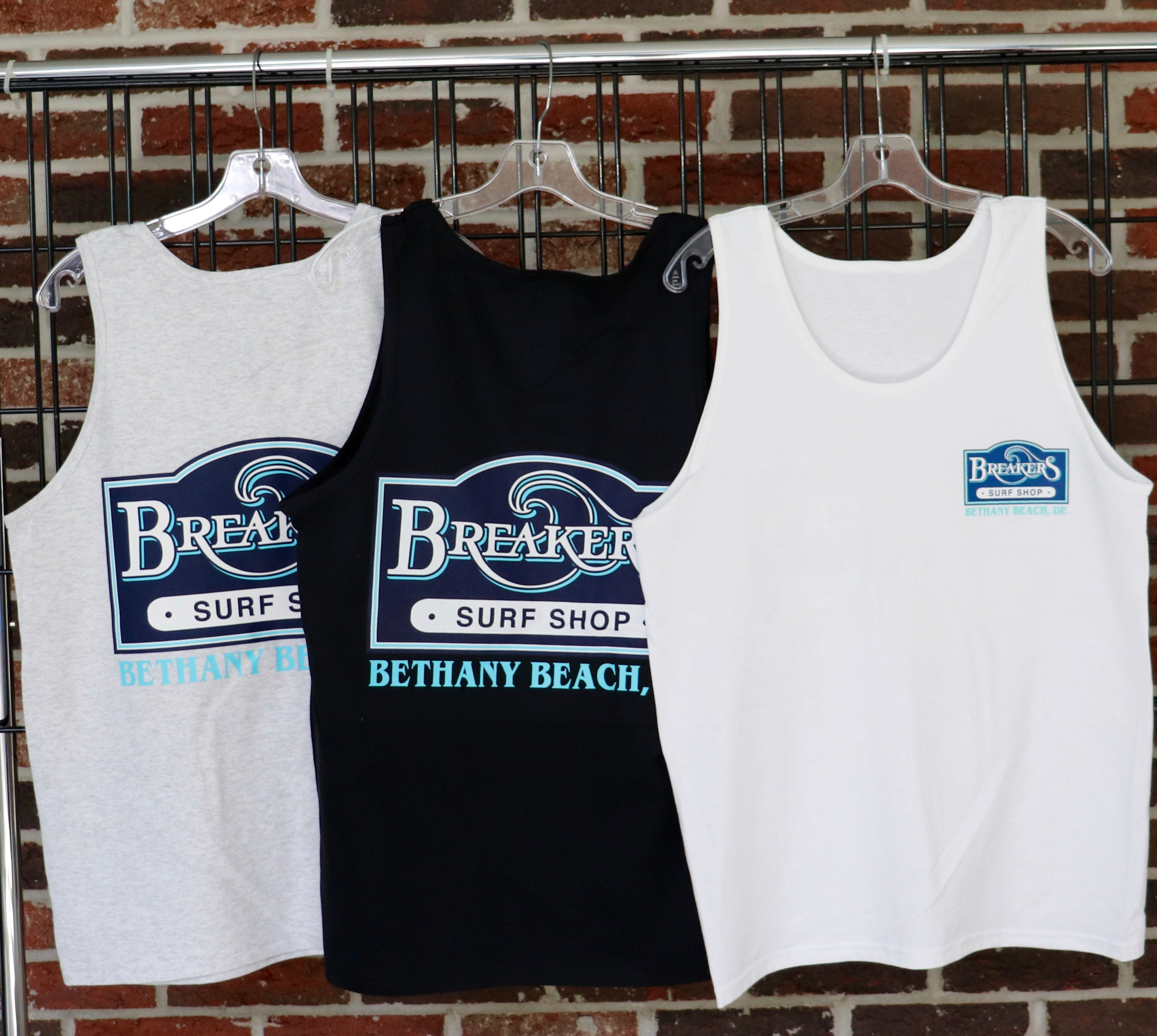 Breakers 3 Color Wave Tank