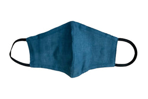 Cotton Wide Face Mask with Filter Slip