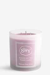Poured Candle – Lavender