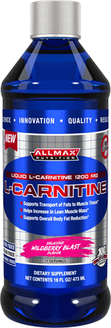 L-Carnitine Wildberry Blast