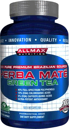 Yerba Mate Green Tea