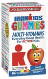 Gummies Multi-Vitamins for Active Kids