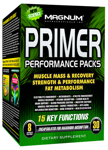 Primer Performance Packs