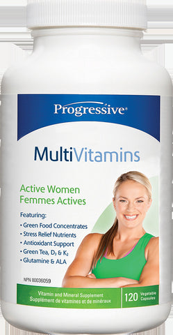 MultiVitamins - Active Women