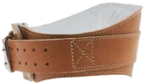 Power Leather Contour Belt