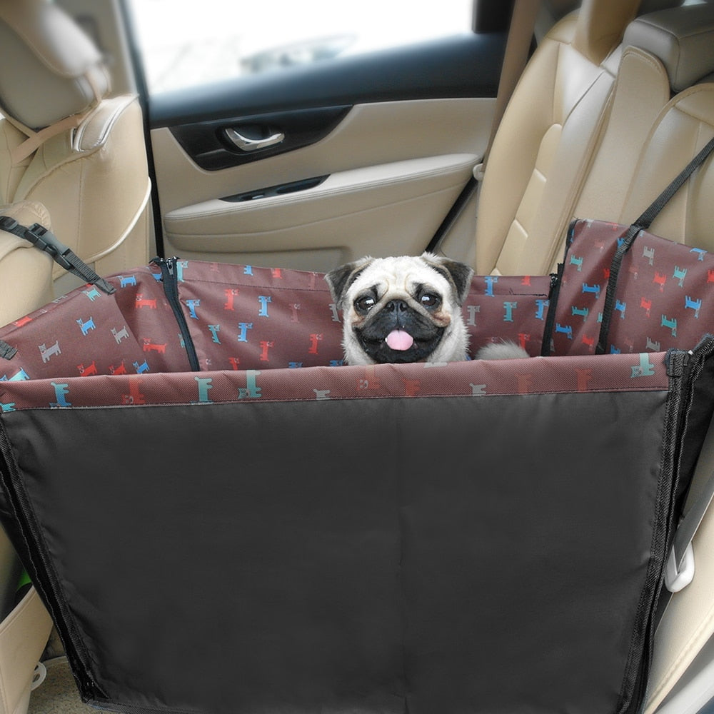 Travel Pet Car Seat Cover