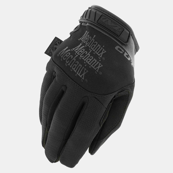 Guantes Mechanix CR5 anticorte negros