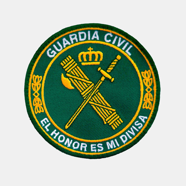 Parche de la Guardia Civil