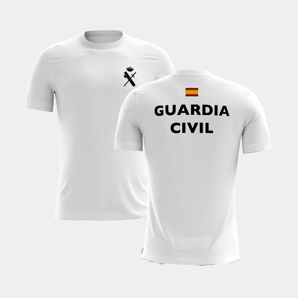 Camiseta de la Guardia Civil