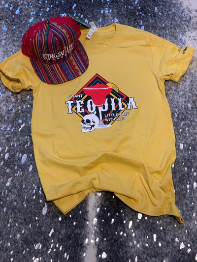 Tequila Time Tee