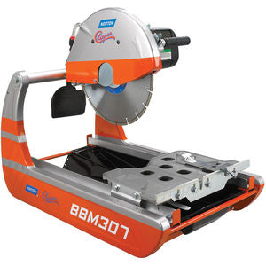 BBM307 Block Buster Masonry Saw - Mini