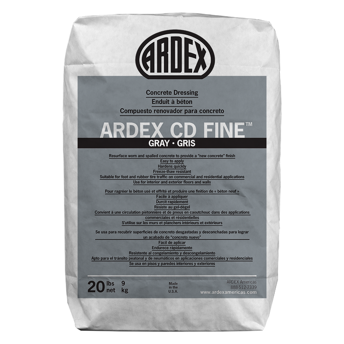 Ardex CD Fine Concrete Dressing, 20lb