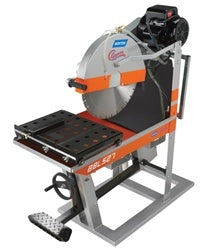 "BBL527 20"" Block Buster Masonry Saw - Electric"