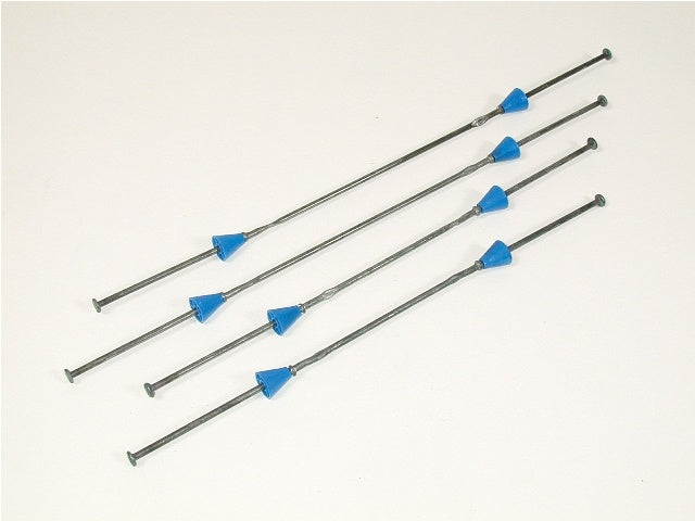 "10"" Short End Cone Ties, Box"