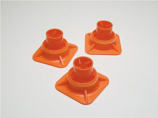 OSHA Rebar Safety Caps, 25/box