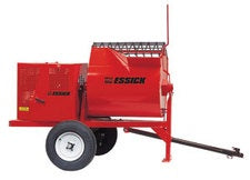 Essick 12 cu. ft. Mortar Mixer, Honda Engine