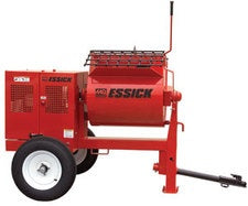 Essick 7 cu. ft. Mortar Mixer, Honda Engine