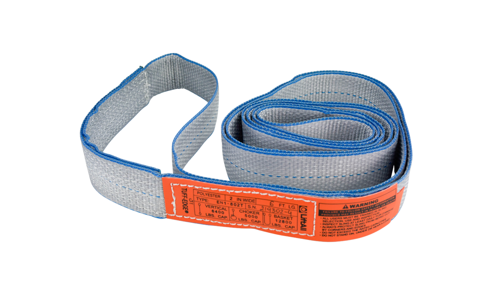 "8' Lifting Strap, 2"" Wide"