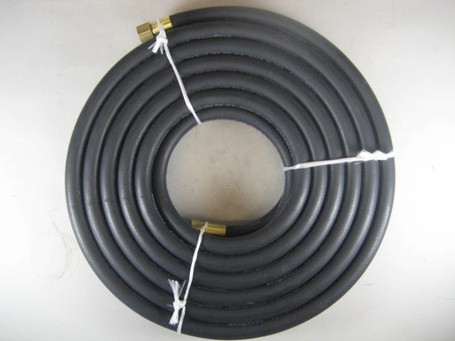 "1/2"" x 50' Mulit-Purpose Hose, Natural Gas Fittings"