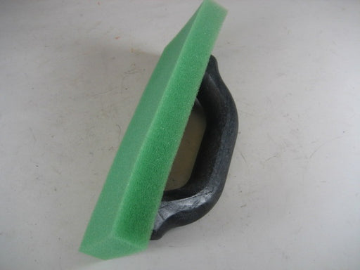 "9"" x 4"" Green Plastic Float"