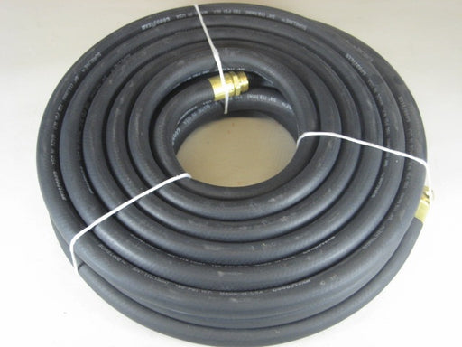 "3/4"" x 100' Water Hose, Rubber"