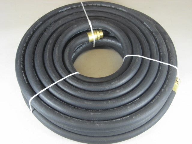 "3/4"" x 50' Water Hose, Rubber"