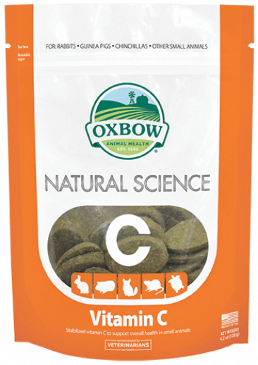 Oxbow vitamine c pour rongeur