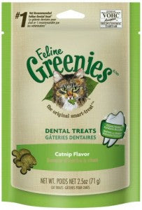 Greenies gâteries dentaires pour chat
