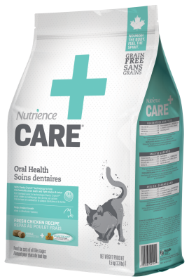 Nutrience care soin dentaire nourriture pour chat