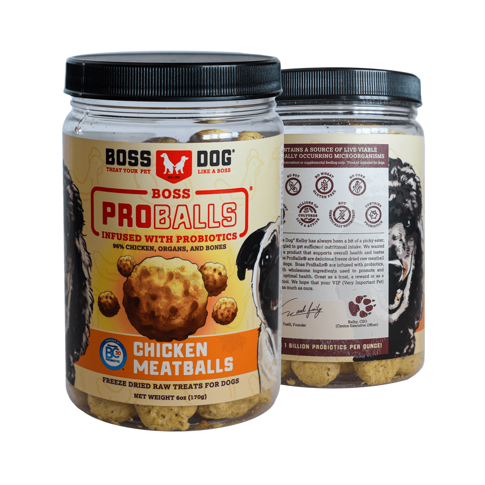 Boss dog proballs pour chiens