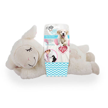 Agneau Little Buddy All for Paws, avec son de battements de cœur