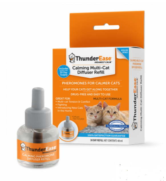 THUNDEREASE DIFFUSEUR CALMANT POUR CHAT