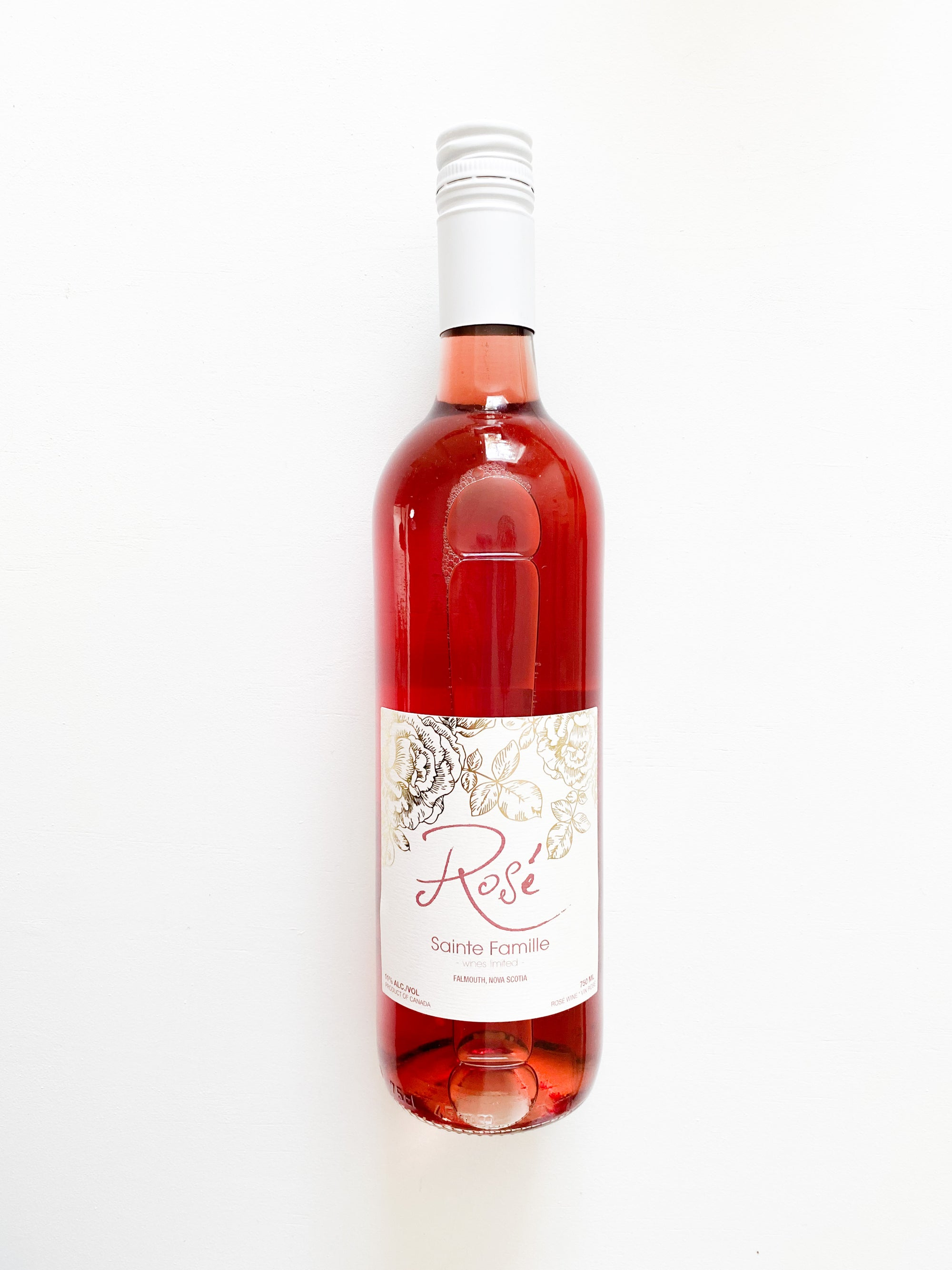 Bottle of Sainte-Famille Rosé