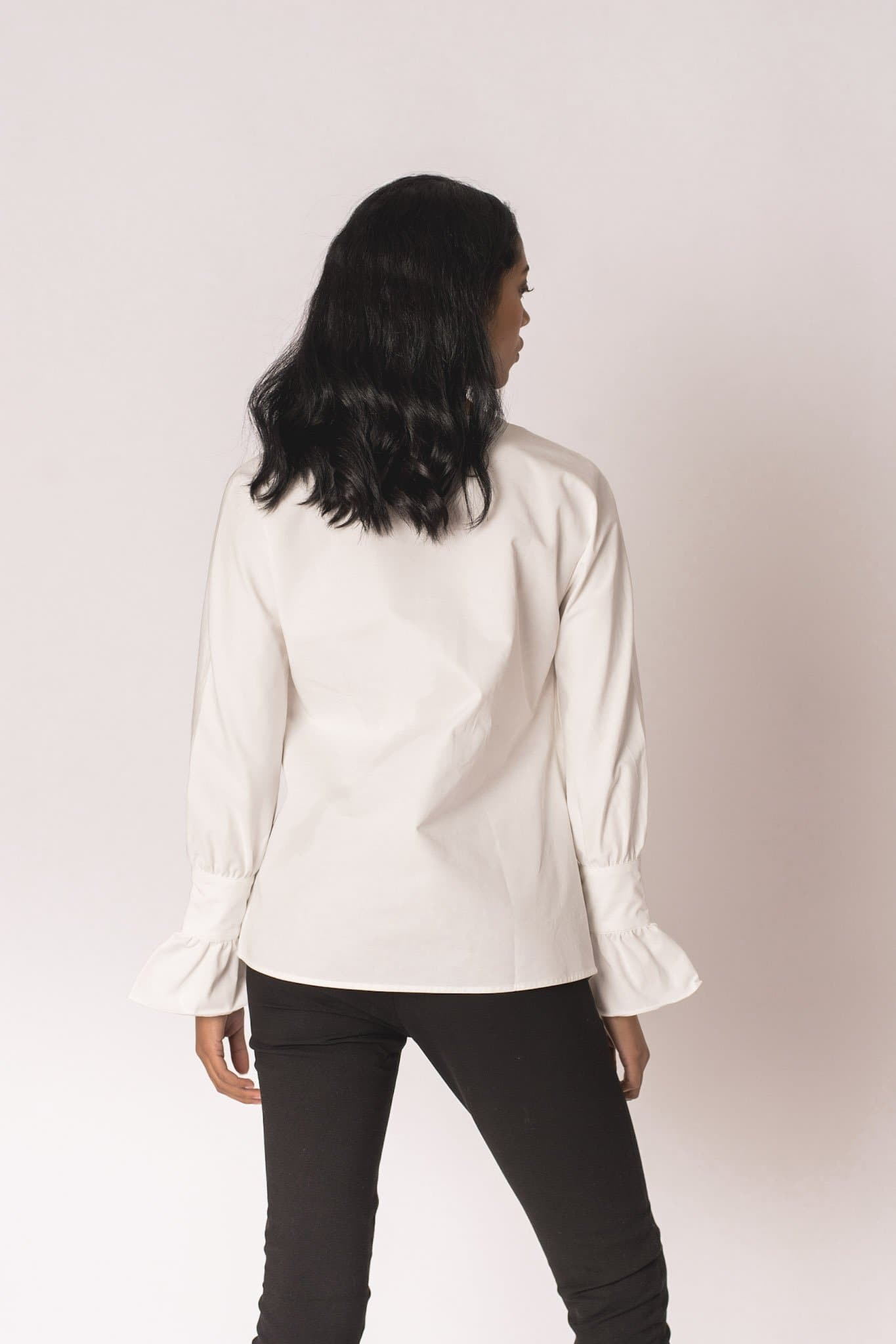 Cici Blouse- Cotton