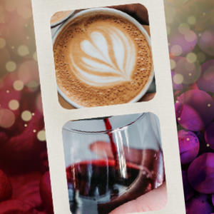 Enjoy the Sip day or night with Sippin'It Wine and coffee accessories