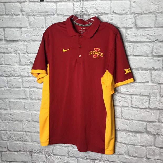 M ISU Men's Polo Shirt