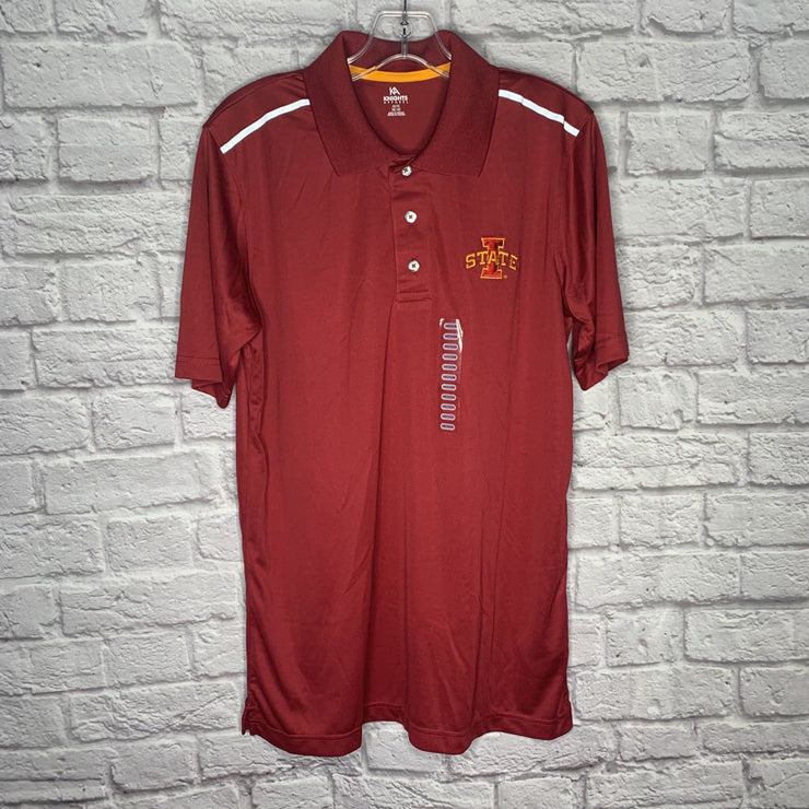 M NEW ISU Polo Men's