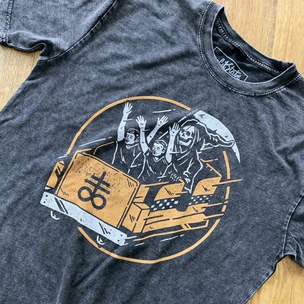 No Fit State x Leviathan Brewing Crazy Train T-Shirt