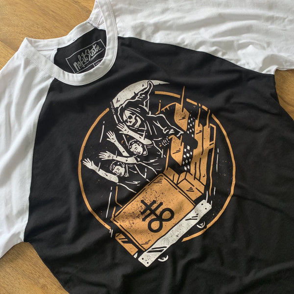 No Fit State x Leviathan Brewery Crazy Train T-Shirt