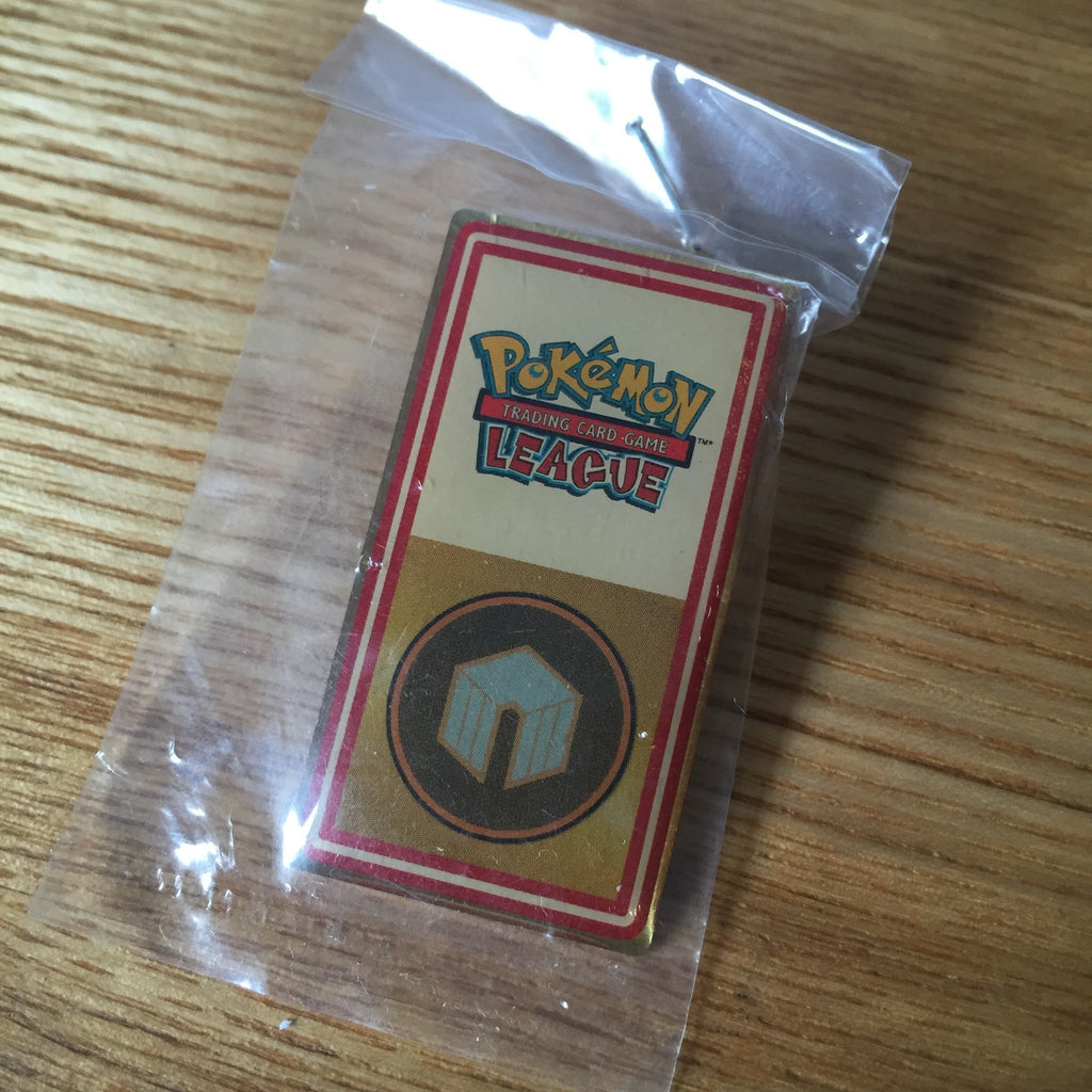 Pokemon League Trading Card Game Pin 5 (2001)