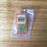 Pokemon League Trading Card Game Pin 6 (2001)