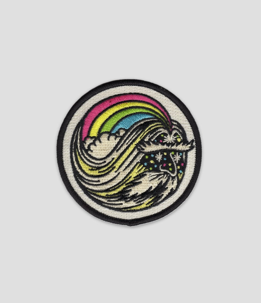 Night Watch Studios - Rainbow Wizard Patch