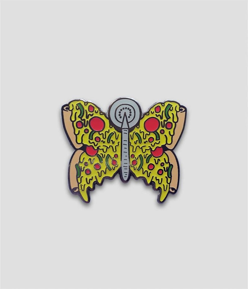 NFS - Pizza Cutterfly Pin