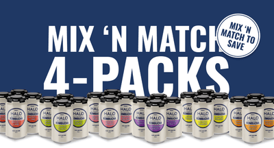 Mix 'n match 4-packs to save over 30%
