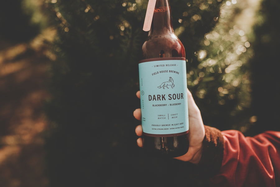 Dark Sour 650ML