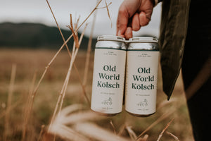 Old World Kolsch - 4 x 473ml